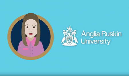 Voiceover Work for Anglia Ruskin