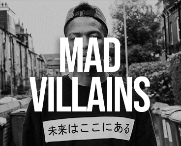 Artist Series – Mad Villains